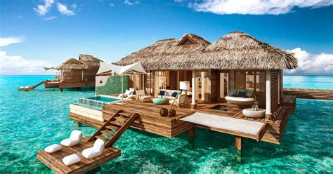 sandals south coast opens booking on overwater bungalows resort and lodging news airbnb in cuba caribbean villas
