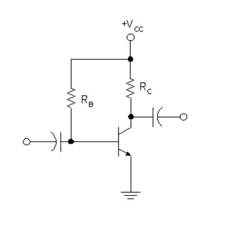 transistor lifier biasing bias current circuit bias wiring diagram and circuit