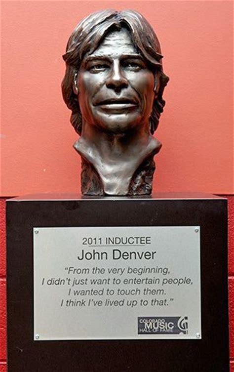 denver house music previous stolen john denver bronze bust colorado