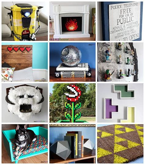 nerdy home decor geek diy projects from our nerd home star wars lord of the rings doctor who mario legend of