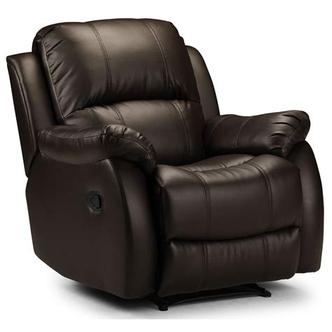 special offer anton leather armchair recliner next day