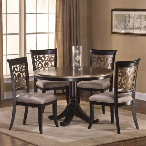 Bennington Gray Dining Room Hillsdale Furniture Bennington 5pc Dining Room Set In