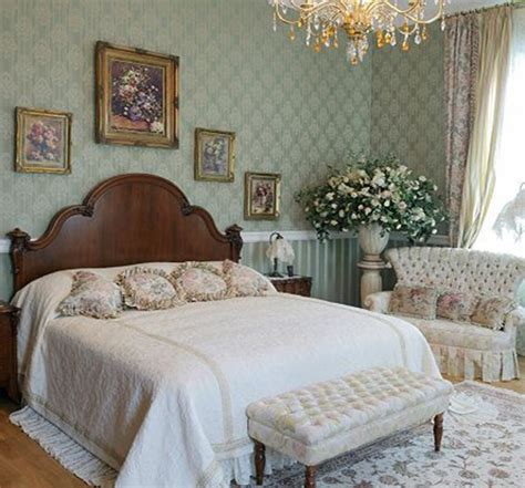 victorian bedroom decor a master bedroom designed in a victorian style