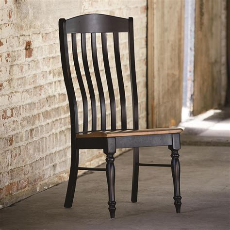 bench made furniture bassett bench made henry side chair with classic slat back
