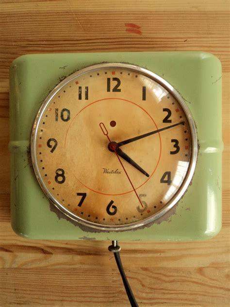 vintage kitchen clocks interest how to care for vintage kitchen clocks all home decorations
