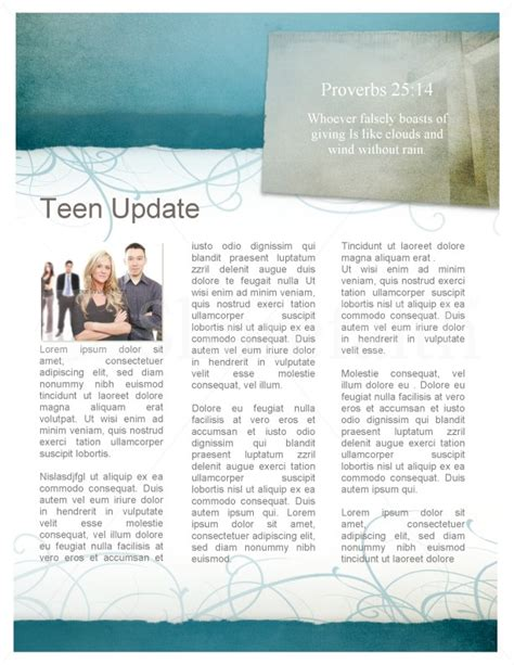 Amazing Newsletter Templates amazing grace church newsletter template newsletter