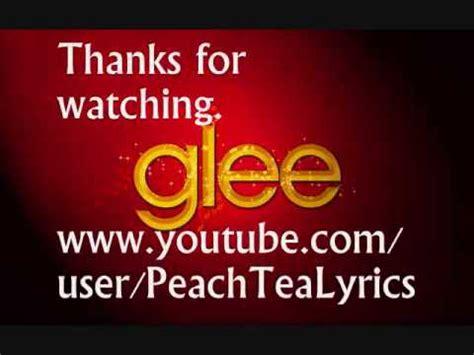 glee cast true colors glee true colors with lyrics linkk