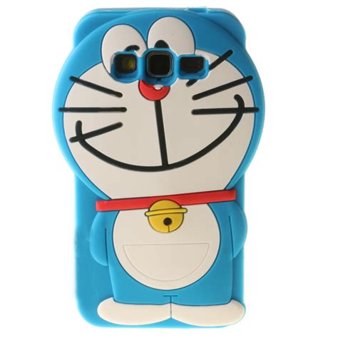Samsung Galaxy J5 3d Doraemon 1 Soft Silicon Back Cover doraemon animated promotion shop for promotional doraemon