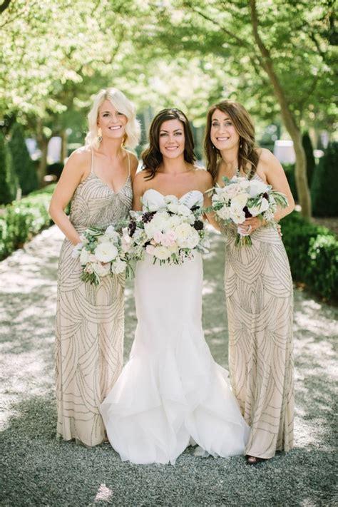 stunning napa wedding illuminates  garden modwedding