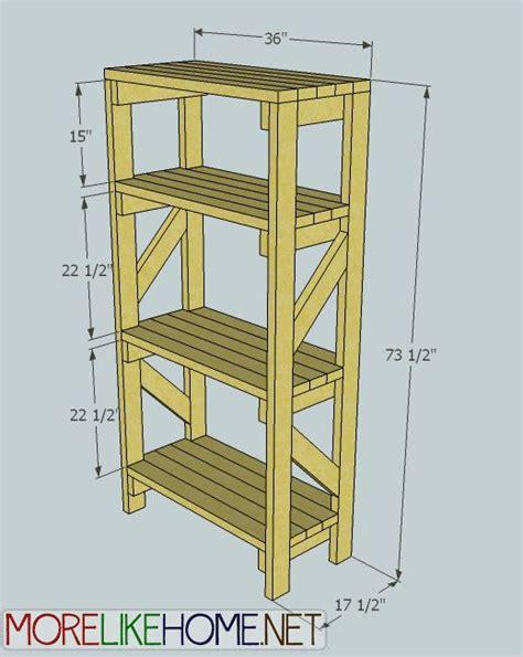 Shelf Dimensions by Pin By Barb Quakenbush On Building Ideas
