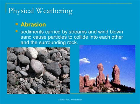 hydration earth science definition weathering erosion and soils