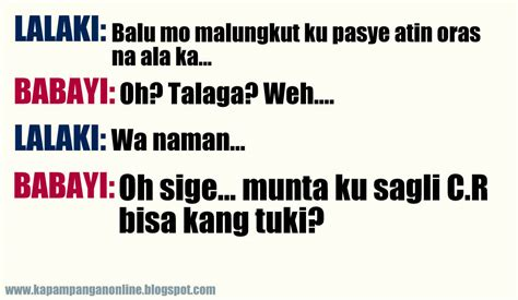 Or In Tagalog Kapangan Kapangan Jokes 10