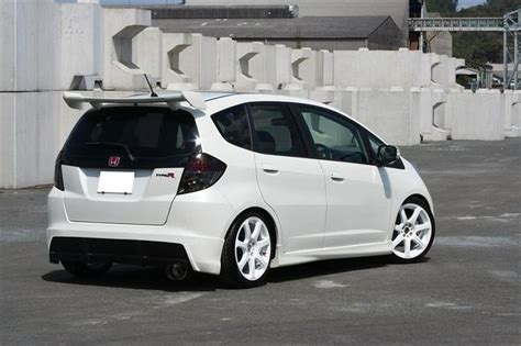 Bodykit Jazz Up Mugen axis styling honda new fit type r honda fit