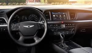 Genesis Hyundai Interior Allen Turner Hyundai Introduces New Genesis Luxury Brand