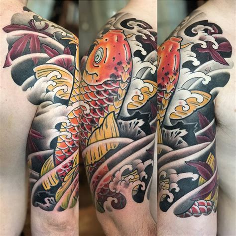 tattoo artists nyc japanese tattoos nyc george bardadim artist