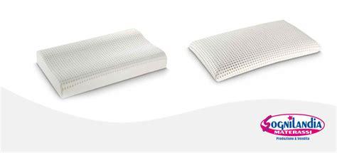 cuscini per cervicali prodotti sognilandia materassi