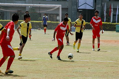 Mba In Football Management In India by The Iim Bangalore Cus Is A Great Place To Spend Two