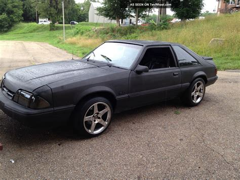 1993 ford lx 5 0 mustang