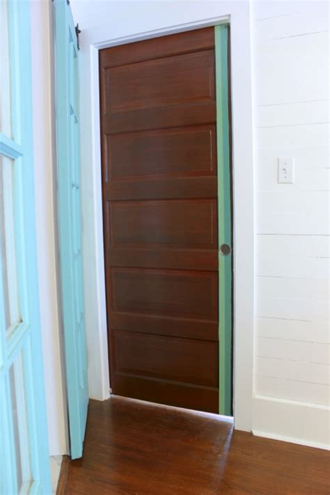 Bedroom Pocket Doors Installing A Pocket Door To The Master Bedroom