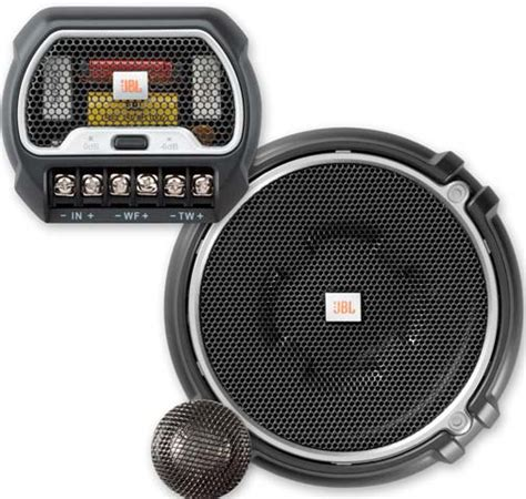 Jbl Gto 608c Speadker Mobil 65 Inch jbl gto608c 6 1 2 quot 2 way grand touring series component car speakers system car