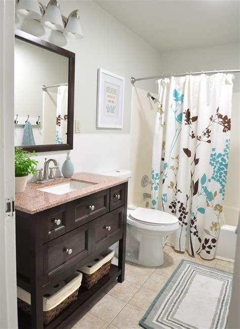 update bathroom without remodeling remodelaholic an 80 s bath remodeled