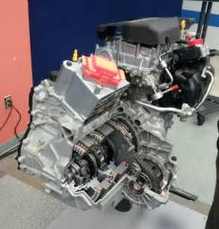 Electric Car Engine Details Is The 2016 Chevy Volt Gm S Future Hybrid System In Disguise