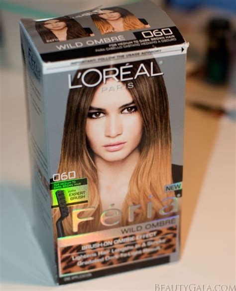 loreal ombre kit before and after new l oreal paris feria wild ombre hair kit photographs