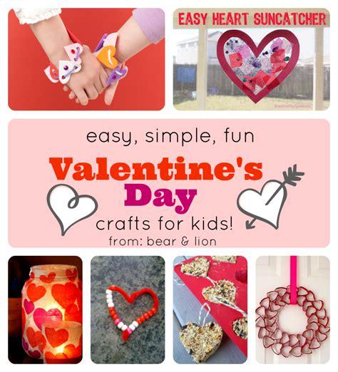 s day crafts valentine s day crafts