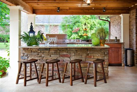 Bar De Patio by Ideas To Build Patio Bar Acvap Homes