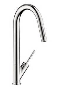 axor introduces new starck and citterio kitchen faucets