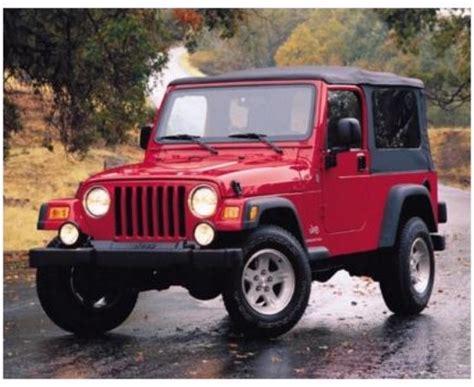 2005 Jeep Wrangler X Specs 2005 Jeep Wrangler X 2dr 4 215 4 Jeep Specs
