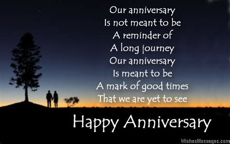 anniversary poems for happy anniversary poems for wishesmessages
