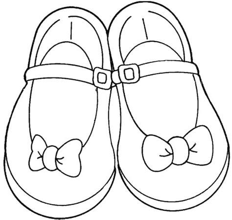 imagenes infantiles de zapatos los dibujos para colorear dibujos de zapatos para colorear