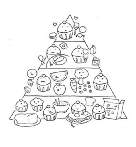 food pyramid coloring pages for kindergarten food worksheet for kids crafts and worksheets for