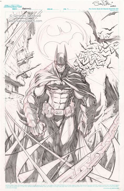 sketchbook pro coloring batman original by sandoval on deviantart