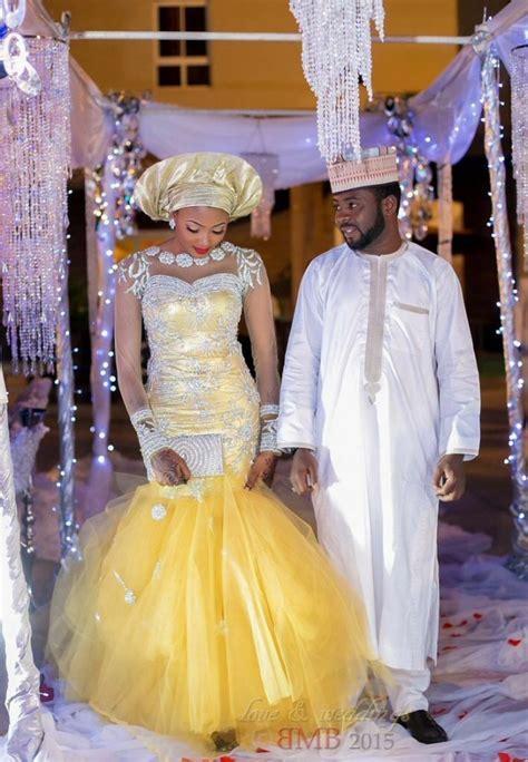 Hausa Wedding Dress Inspiration   Sugar Weddings & Parties