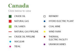 canada map legend canada map legend