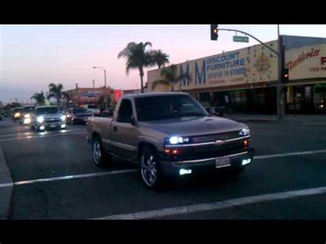 Oscar Invades Blvd Again by Pacific Blvd Truck June 10 2012 Pt1