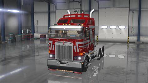 kenworth technical support update kenworth k200 v13 ats truck simulator 2 mods