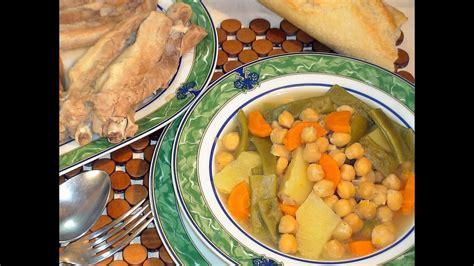 la cocina de mi abuela recetas receta de cocido al estilo de mi abuela recetas de