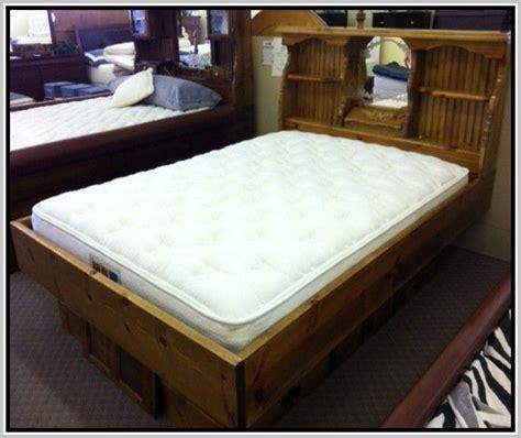 california king air mattress waterbed frame bedding size
