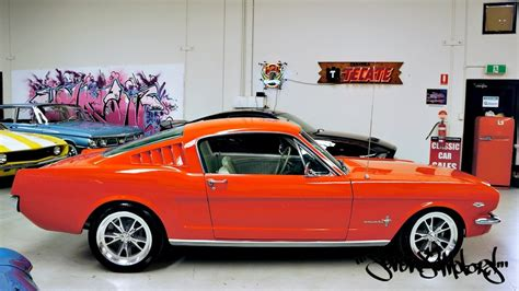 mustang fastback 1965 for sale 1965 k code mustang 2 2 fastback for sale
