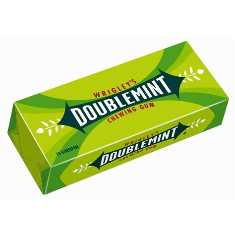 Permen Karet Doublemint Isi 5 hey neogaf users what gum are you chewing on neogaf