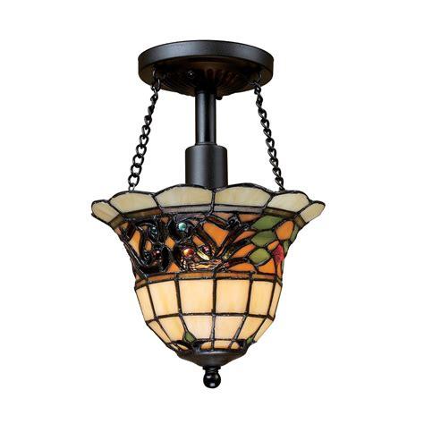 flush mount pendant light landmark lighting buckingham 1 light semi flush mount pendant l brilliant source lighting