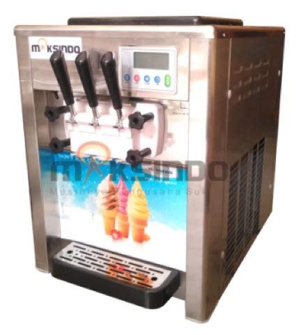Krim Semarang jual mesin es krim 3 kran japan kompressor di semarang