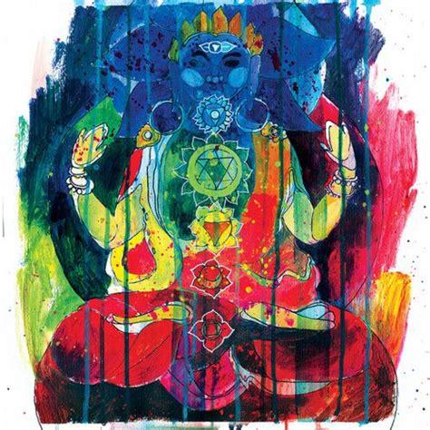 chakra artwork images  pinterest chakra art
