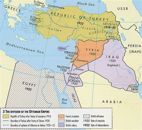 ottoman empire after ww1 division of ottoman empire after wwi flickr photo sharing