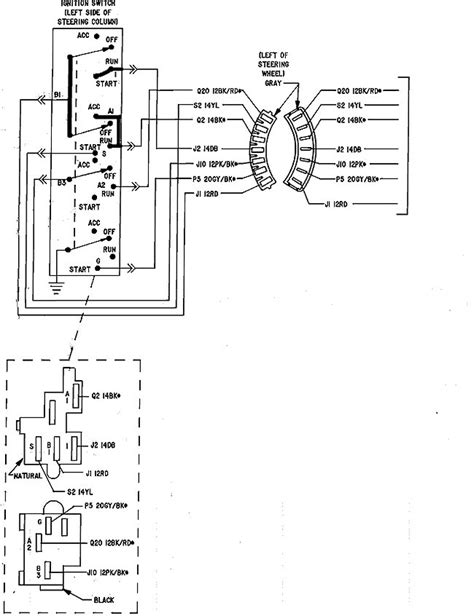 dodge ignition switch wiring diagram new wiring diagram 2018