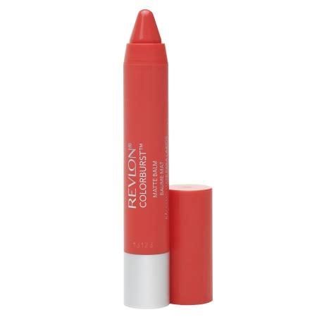 matte lip balm revlon colorburst matte lip balm walgreens