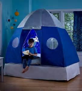 Toddler Bed With Canopy Boy Size Bed Canopies Galactic Bed Tent Aquaglow Light Up
